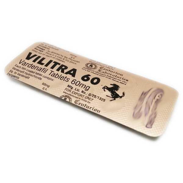 Acquistare Vilitra 60mg en línea in Bologna