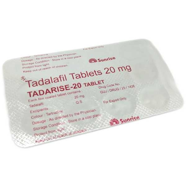 Acquistare Tadarise-20 en línea in Afragola